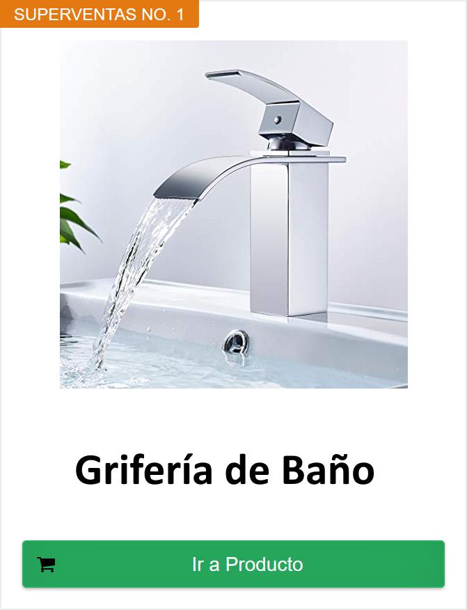 griferia baño