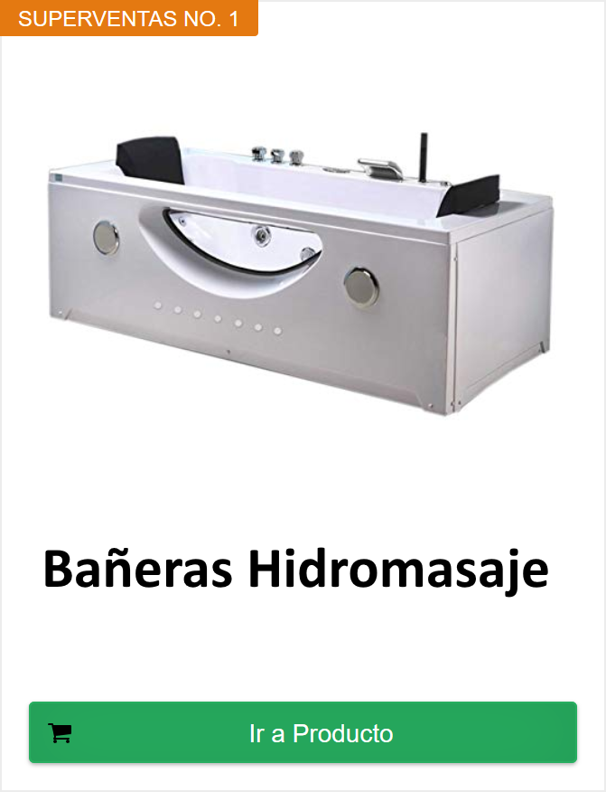 bañeras hidromasaje baño