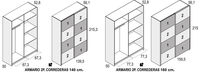 armario-140-ancho-ideas-para-comprar-el-armario