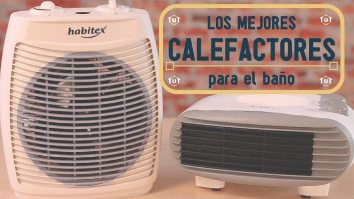Calefactor Cuarto De Baño: Consejos para comprar en el ...