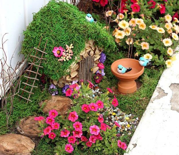 casas-de-jardin-para-ninos-tips-para-mantener-el-jardin