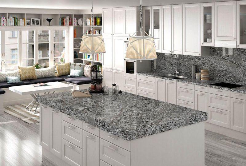 cocinas-con-encimera-de-granito-ideas-para-decorar-en-la-cocina