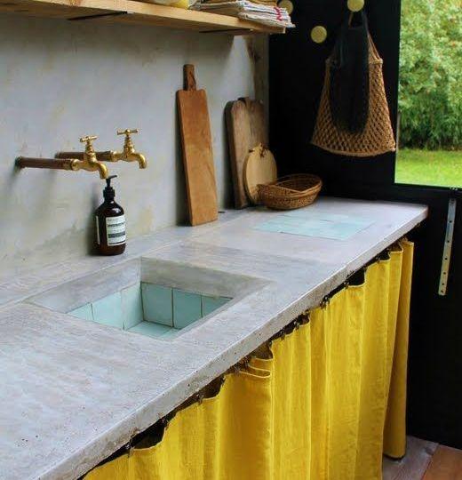 cortinas-cocina-baratas-ideas-para-instalar-en-la-cocina