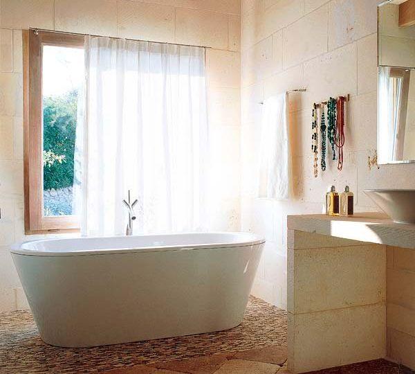 Cuartos De Baño Rusticos Con Ducha: Ideas para instalar en ...