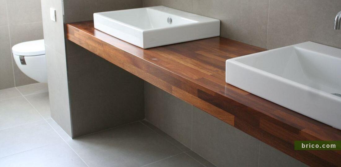 encimera-bano-madera-ideas-para-comprar-en-tu-bano