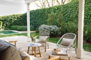 Conjuntos De Mesas Y Sillas De Jardin: Trucos para comprar tu jardín