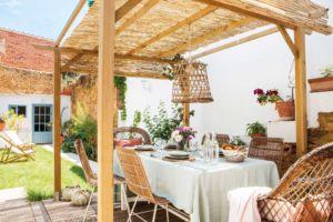 Celosias Para Terrazas Baratas: Trucos para montar en la terraza