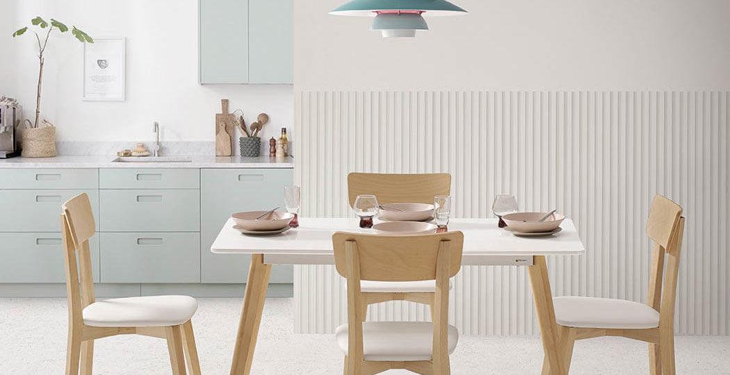 mesas-cocina-madera-consejos-para-montar-la-mesa