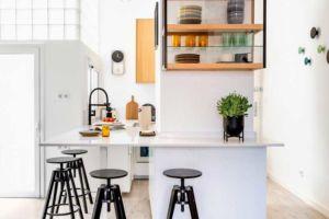 encimeras de Cocina de Formica: Ideas para decorar en la cocina