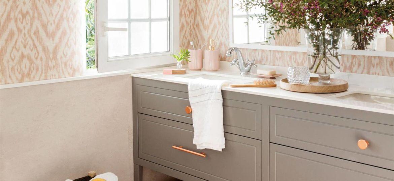 Papel Pintado Para Cuarto De Baño: Consejos para instalar ...